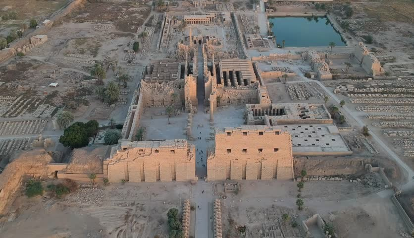 Karnak Temple, Luxor, Thebes,