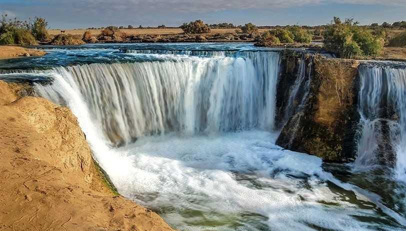 Das Fayyum Becken