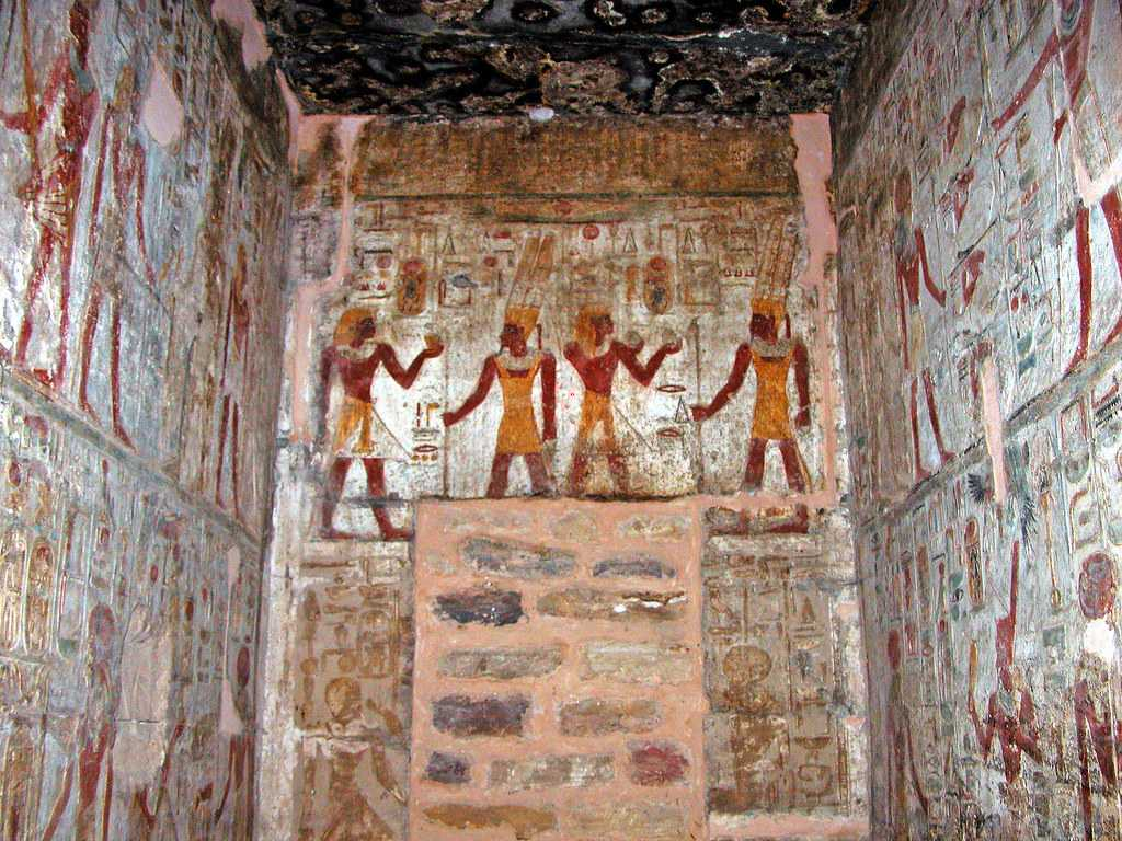 Der Tempel von Amada