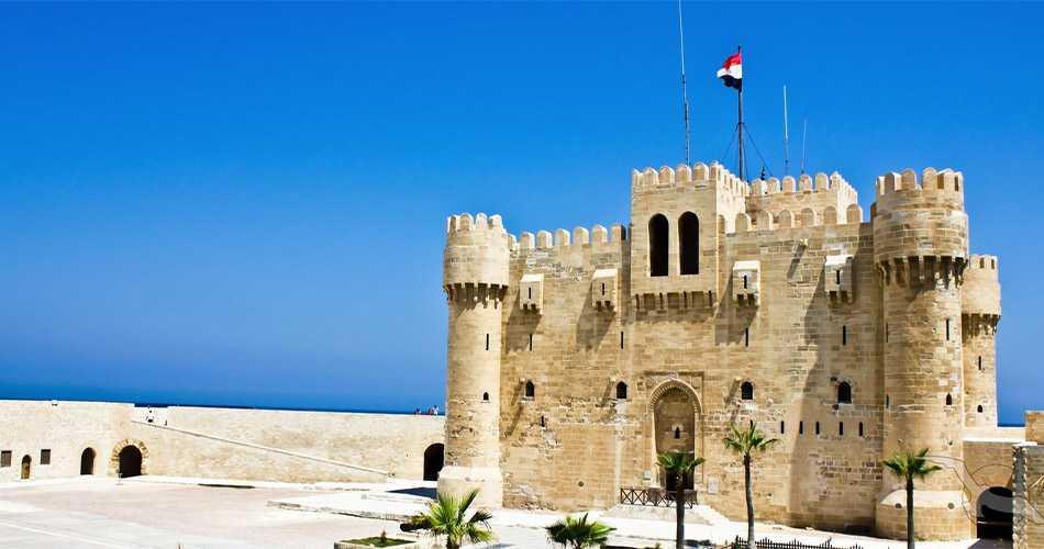 Die Zitadelle von Qaitbay