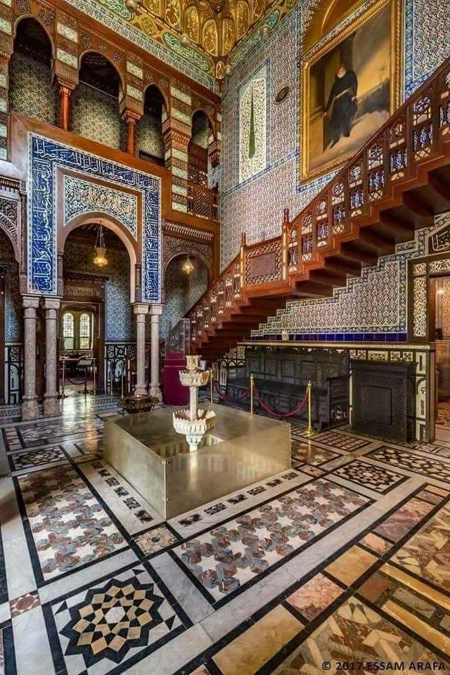 Der Manial Palast in Kairo