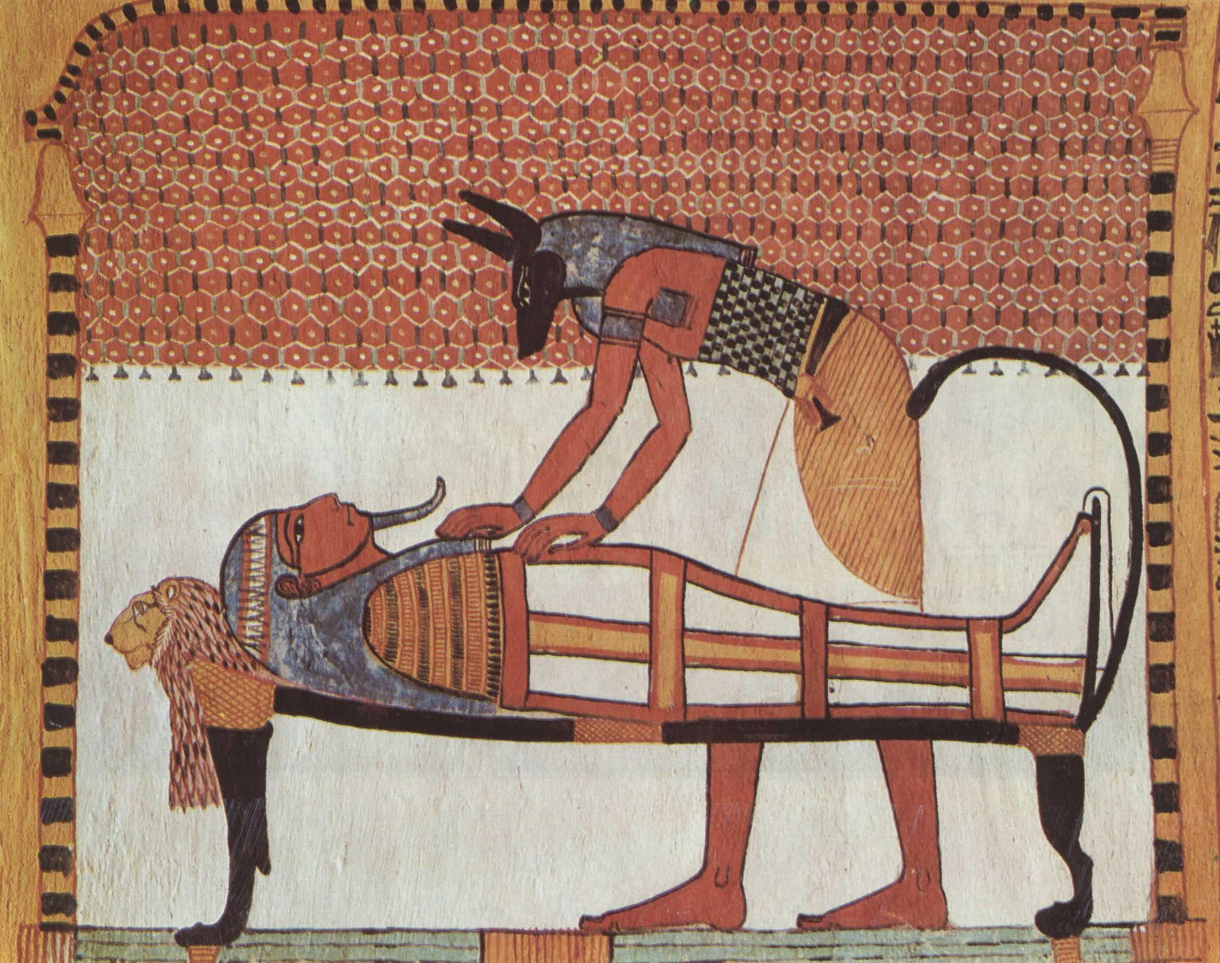 Der Mumifizierungsprozess
