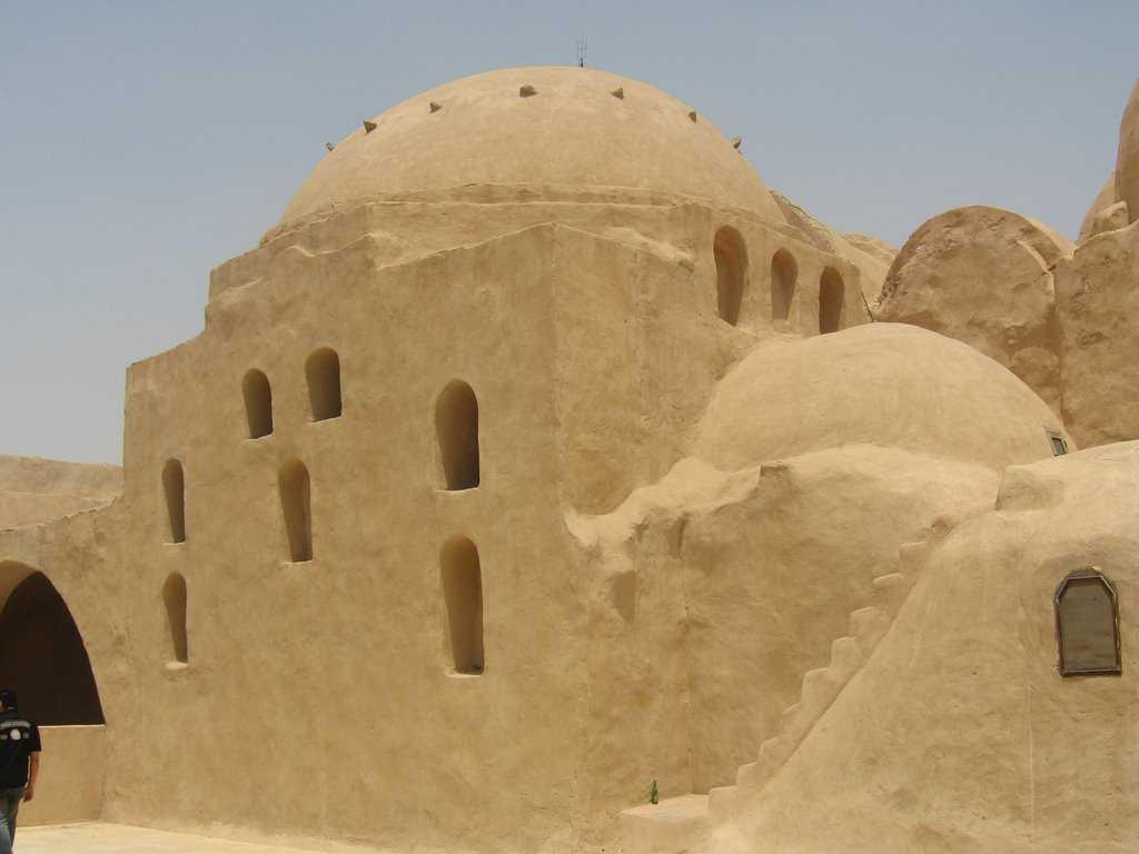 Die koptischen Klöster von Wadi Natrun