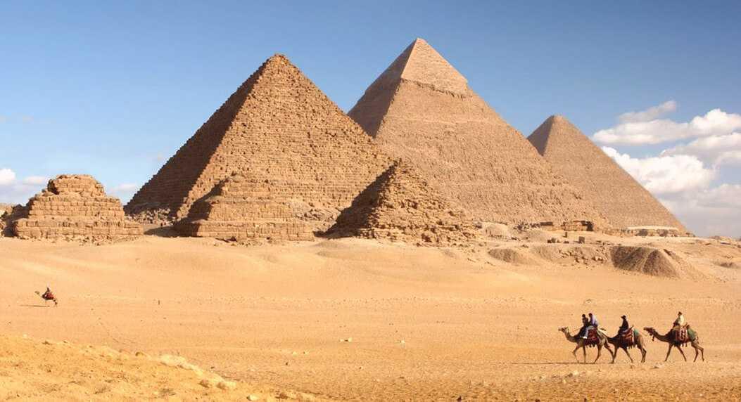 7 interessante Fakten über die Pyramiden