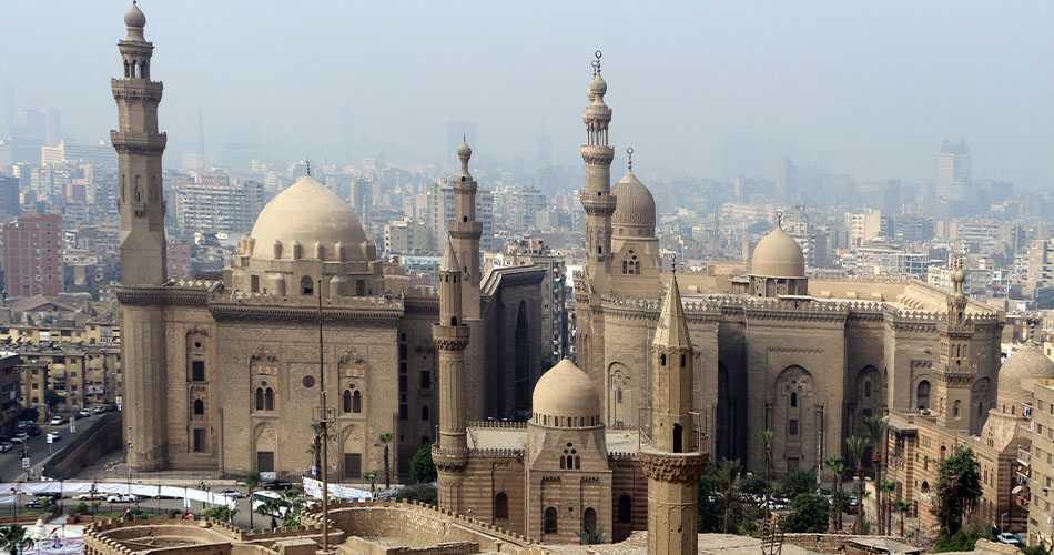 Al-Rifai Moschee