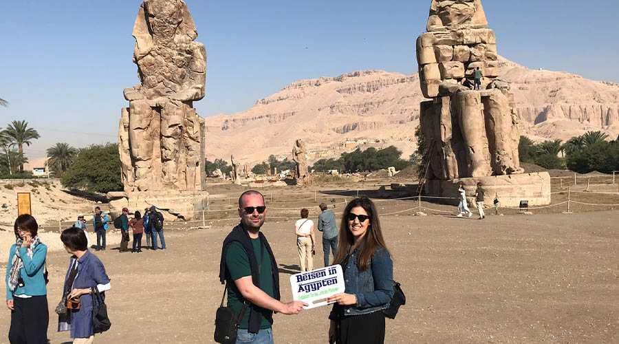 10 Tage Kairo, Luxor und Badeurlaub