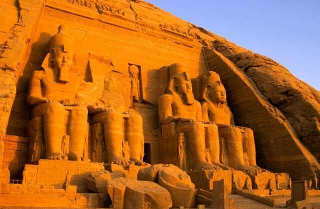 Ausflug nach Assuan und Abu Simbel von El Gouna