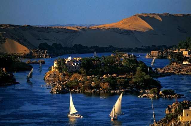 4 Tage / 3 Nächte Nilkreuzfahrt von Assuan nach Luxor ab Marsa Alam