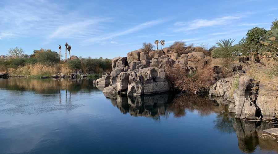 5 Tage Nilkreuzfahrt von Luxor nach Assuan
