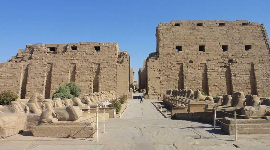 4 Tage Nilkreuzfahrt von Assuan nach Luxor