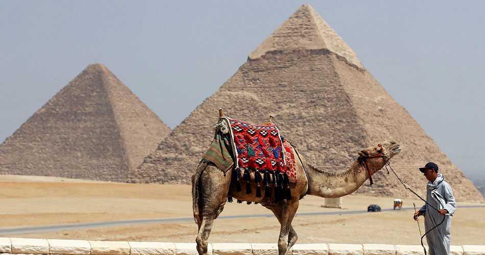 Ausflug nach Kairo und Gizeh von Port Said Hafen