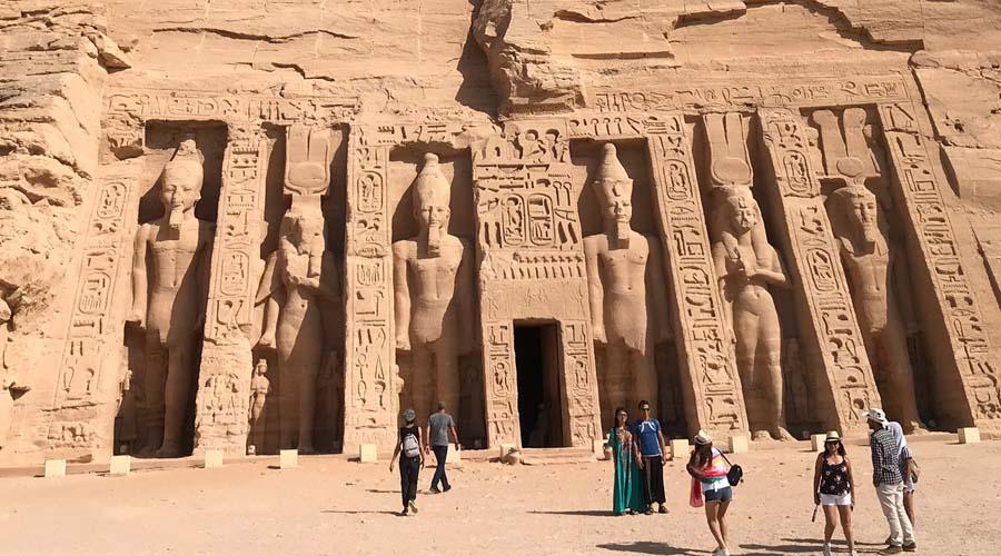 2 Tage Kairo, 7 Tage Nilkreuzfahrt und 5 Tage Badeurlaub