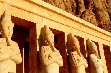 Ausflug ab Luxor zum Tal der Könige und dem Hatschepsut Tempel