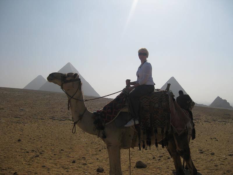 Ausflug von Alexandria Hafen zu den Pyramiden