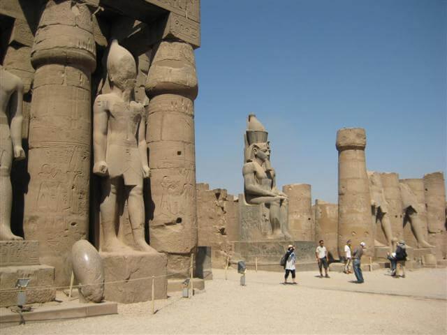 Ausflug von Luxor zu den Karnak und Luxor Tempeln