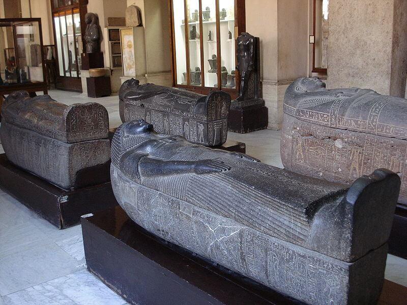 Tagesausflug nach Kairo von Hurghada