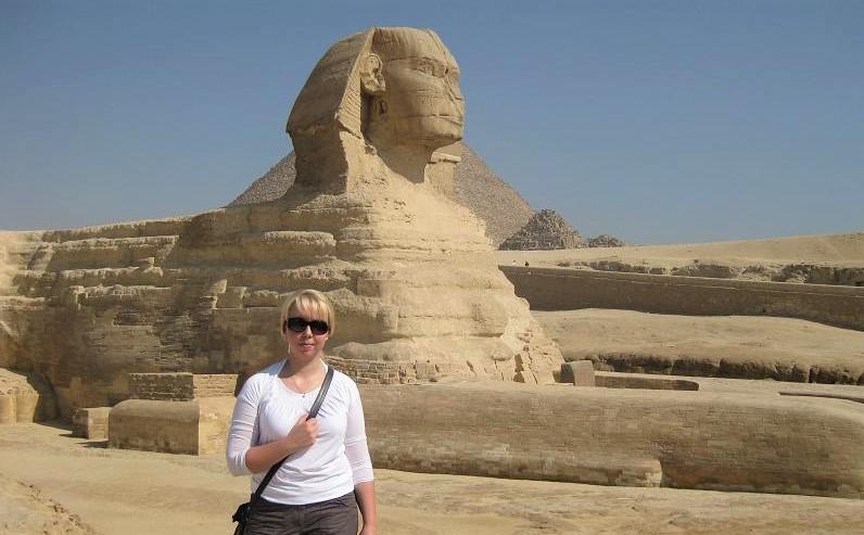 Ausflug von Sokhna Hafen zu den Pyramiden