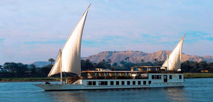 Kairo und exklusive Nilkreuzfahrt mit Dahabeya
