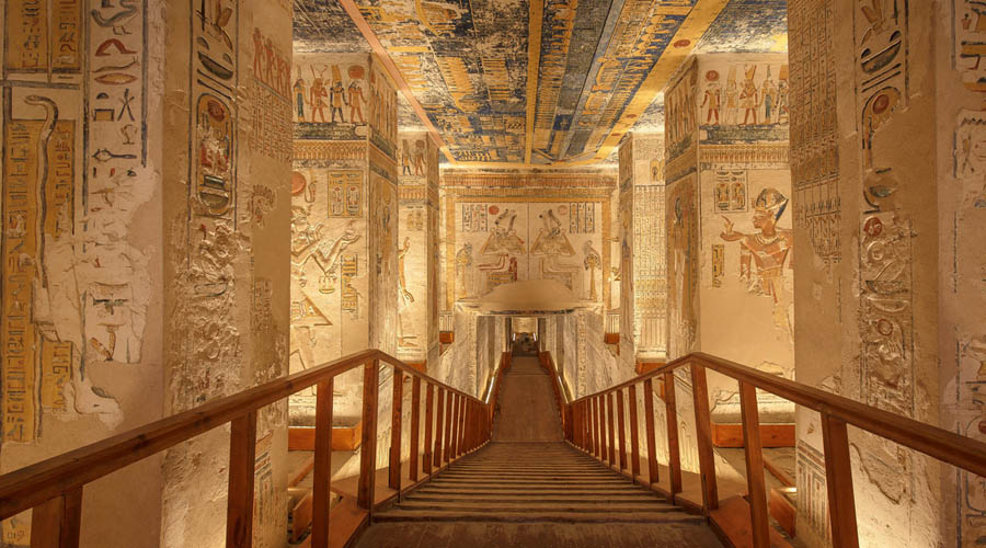 1 Nacht Kairo, 7 Nächte Nilkreuzfahrt und 6 Nächte Hurghada