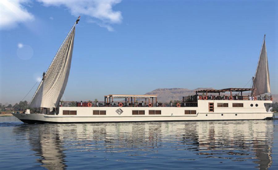 4 Nächte Nilkreuzfahrt mit der Merit Dahabeya