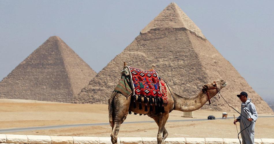 2-tägiger Ausflug Luxor und Kairo von El Gouna mit Flug