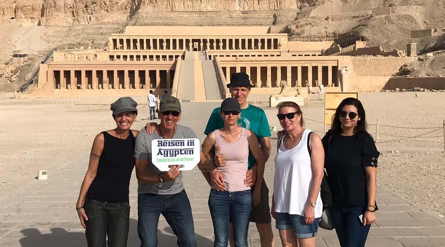 3 Tage Kairo, 7 Tage Nilkreuzfahrt und 4 Tage Badeurlaub